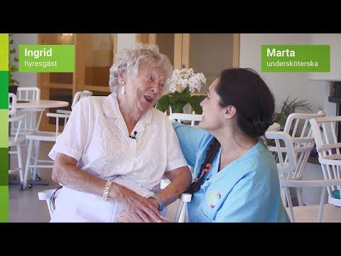 Ljung mötesplatser för äldre