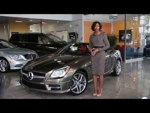 2015 Mercedes-Benz SLK-Class in Raleigh, North Carolina