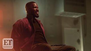 Jamie Foxx, Dominique Fishback Tease Netflix's 'Project Power'