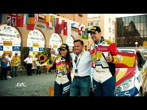 Barum Czech Rally Zlin 2019 - Llarena - ERC3 Champion - Rallye Team Spain