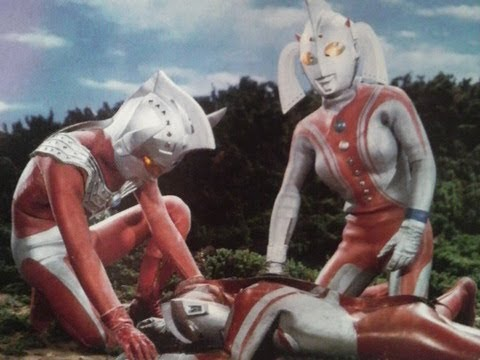 Ultraman Taro Final Fight - Men VS Monster !