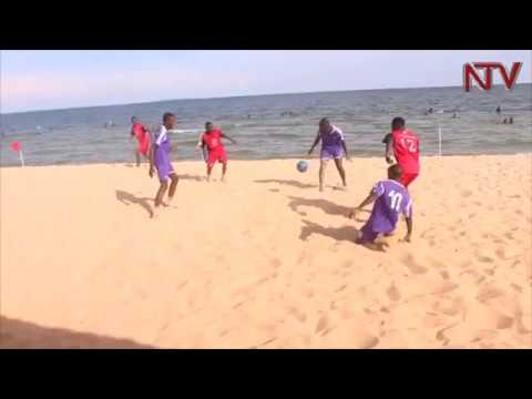 BEACH SOCCER LEAGUE: Eight matches played on action filled day