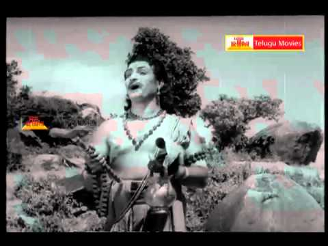 "Deva Deva Davalachara Mandira - ""Telugu Movie Full Video Songs""  - BhooKailas(NTR,ANR,Jamuna)"