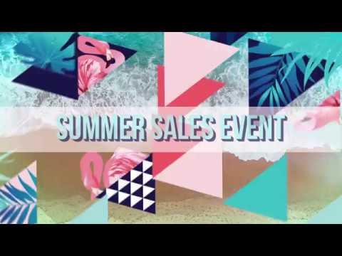 Summer Sales Event - 2018