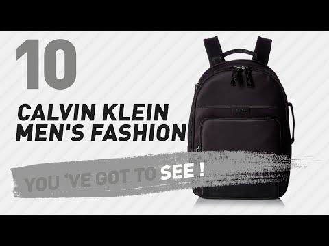 Calvin Klein Backpack For Men // New & Popular 2017