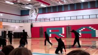 Mr. West Valley 2013 Hip Hop Dance Routine