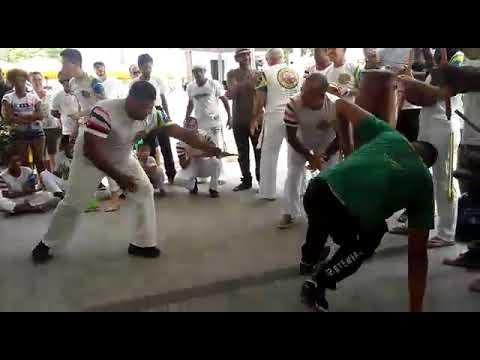Maragñon Capoeira - Roda Na Praça Benedito Leite Centro Histórico São Luís Ma
