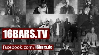 PA Sports Feat. V.A.   Warum (Remix)  Prod. By Joshimixu (16BARS.TV PREMIERE)