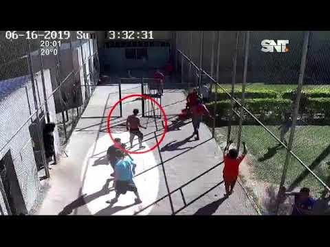 Horas de terror: Salen imágenes sobre la masacre en la cárcel de San Pedro.