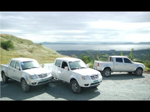 2015 Tata Xenon Xtreme Drive Philippines