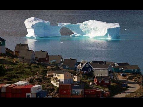 Путешествие по Гренландии.