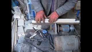 Эффективная заточка фуговальных ножей в домашних условиях