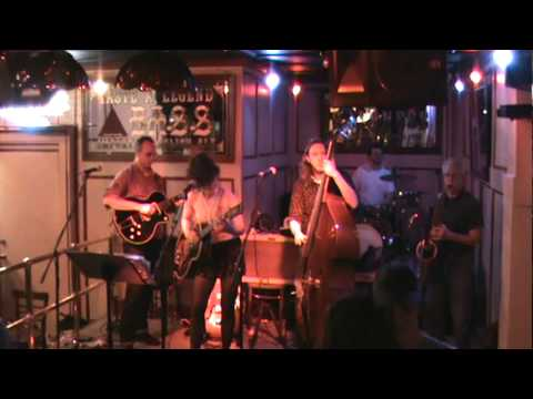 St. Louis Blues - Holly & Evan Quintet at Pauly's Hotel 4/28/12
