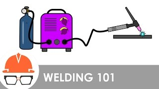 Welding 101 for Hobbyists (and Nerds)