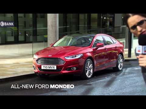 Ford Mondeo Liftback Лифтбек класса D - рекламное видео 4