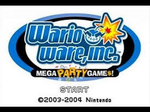 Wario Ware Inc. : Mega Mini-Jeux GBA