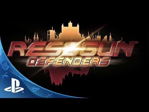 Resogun Defenders - Launch Trailer   PS4 thumbnail