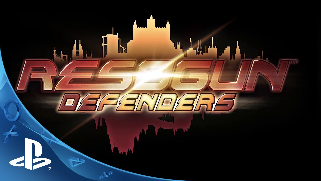 Resogun Defenders Blasts Onto PS4 Feb. 17th
