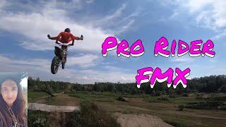 FPV Dirt Bike Jumps
