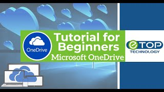 ☁ Microsoft OneDrive Tutorial For Beginners ☁