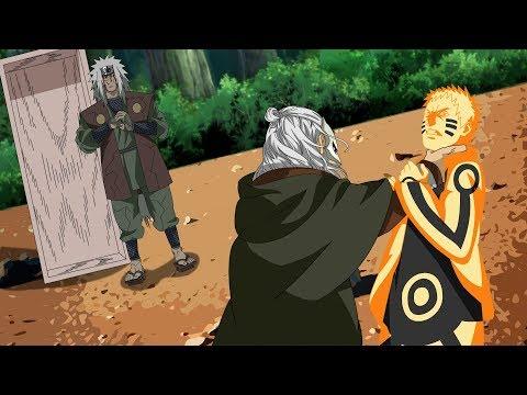 Download Naruto Vs Kashin Koji - Jiraiya Master: Boruto Episode Fan Animation HD Mp4 3GP Video and MP3