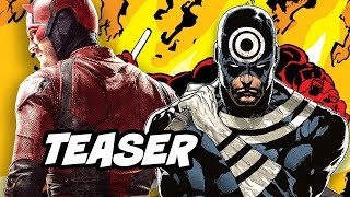 Daredevil Season 3 Teaser First Look and Bullseye Breakdown