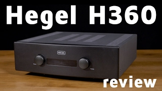 Hegel H360 - Tape Connection MKII