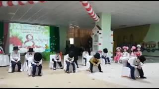 Танец джентльменов на 8 марта