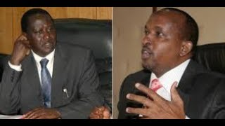 Why Adan Duale wants Raila Odinga to agree to talks without giving conditions
