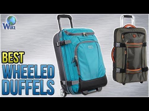 10 Best Wheeled Duffels 2018