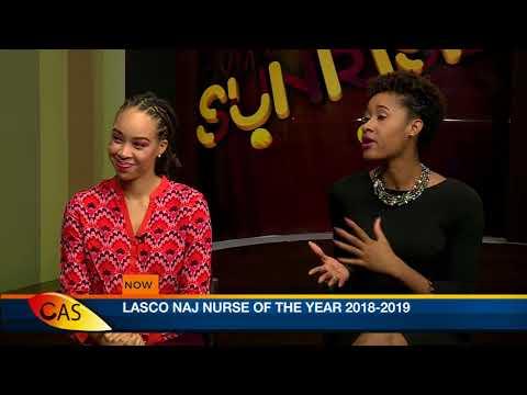 CVM AT SUNRISE - Lasco NAJ Nurse of the year JULY 26, 2018