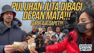 BAGI BAGI ANGPAO PULUHAN JUTA LANGSUNG KALAP BORONG SEMUA OUTLET!