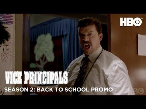 Vice Principals Season 2 (Promo 'Back to School')