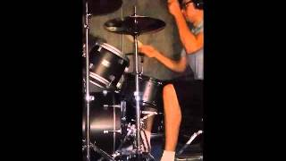 Choking Victim - In Hell DRUM COVER