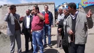 Qoma Merxas lî gunde Jhangir axa (Çbuxli) Lalish TV
