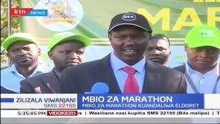 Kampuni ya Standard Group itakua miongoni mwa wadhamini wa mbio za Eldoret City Marathon