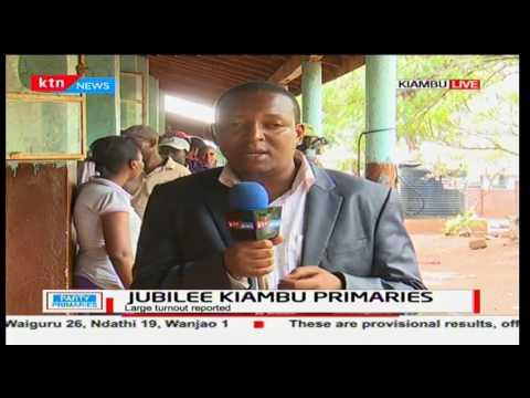 MP Moses Kuria faces a stiff battle from Aspirant Joyce Ngugi