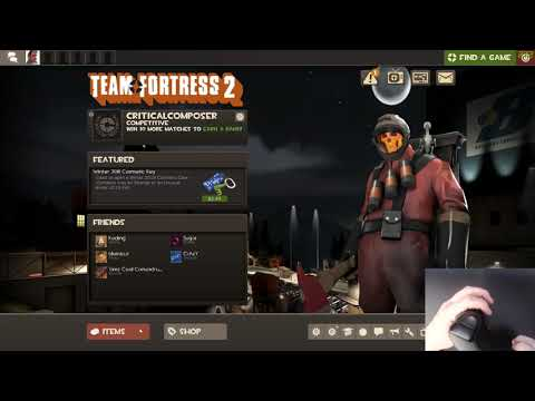 Weird Legacy Config interaction with Team Fortress 2 and