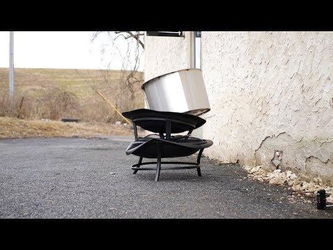 FIRE PIT BATTLE: Breeo fire pit VERSUS a regular fire pit!