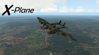 X-Plane 11! Kalinin K-7!