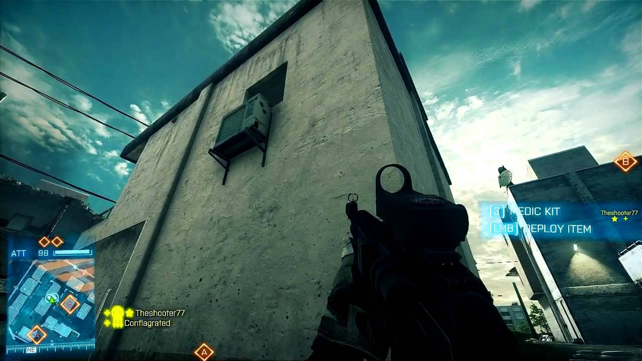 Medkits Apparently Double As Demolition Kits In Battlefield 3