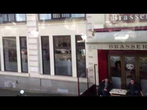 Laval France central square Brasserie Фр