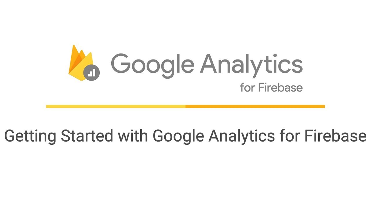 Overview of Google Analytics for Firebase