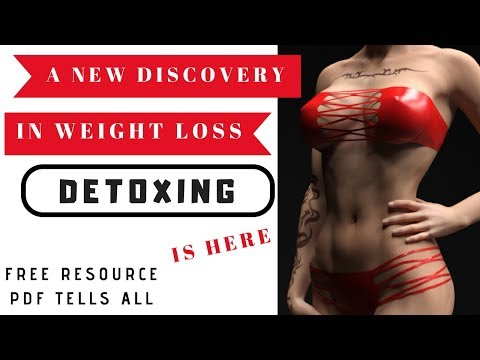 How To Detox For Weight Loss. Free PDF, Ultra-Elite Weight Loss Detox