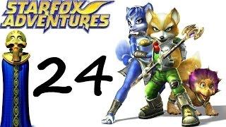 Star Fox Adventures - Walkthrough - Part 24 - A Familiar Foe! - Video Youtube