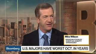 Morgan Stanley's Wilson Says This Is Not a Time to React