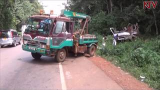 3 dead, more than 20 injured in Mabira Forest Accident