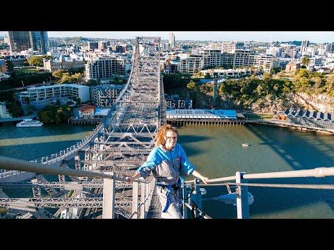 Bridge Climb in Brisbane   Australien 🇦🇺   Vlog #8