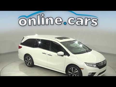 Pre-Owned 2018 Honda Odyssey Elite