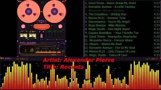 Eurodisco Instrumental best melodies